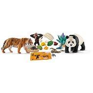 Schleich 97433 Adventný kalendár 2017 – Africké zvieratá - Herný set