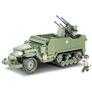 Cobi Pásové vozidlo M16 - Stavebnica