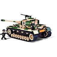 Cobi PzKpfw IV Ausf F1/G/H 3 v 1 - Stavebnica