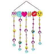 Cutie Stix Záves so smajlíkmi - Kreatívna hračka