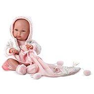 Llorens New Born dievčatko - Bábika