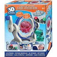 3D Magic spinner - Kreatívna súprava