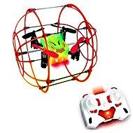 Rolujúci dron - Dron