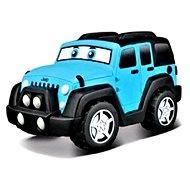 Jeep na diaľkové ovládanie - RC auto na diaľkové ovládanie