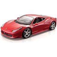 Bburago Ferrari Race & Play 458 Italia 1 : 24 - Auto