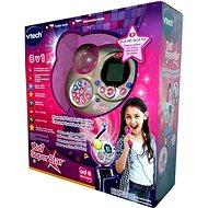 Kidi Super Star – ružová - Ručný mikrofón