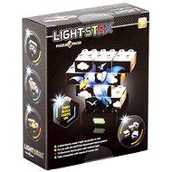 Light Stax Dino Puzzle - Stavebnica