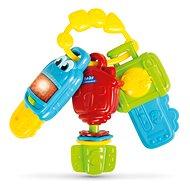 Clementoni Hrkálka elektronické kľúče - Hračka pre najmenších