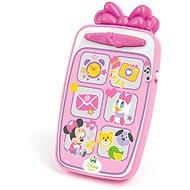 Clementoni Minnie Môj prvý telefón - Hračka pre najmenších