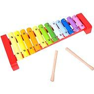 Xylofón - Hudobná hračka