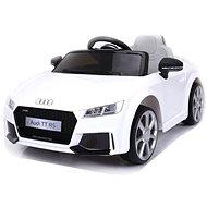 Audi TT RS biele - Detské elektrické auto