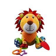 Discovery baby Levík Luke - Textilná hračka