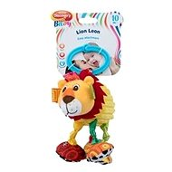 Discovery baby Malý Lvíček Leon - Textilná hračka