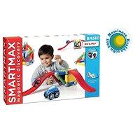 SmartMax Basic Dráha - Magnetická stavebnica