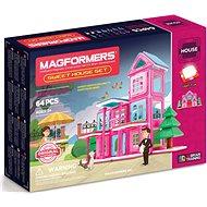 Magformers Sweet House - Magnetická stavebnica