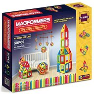 Magformers Môj prvý Magformers 30 - Didaktická hračka