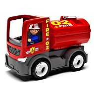 Multigo Fire Cisterna s hasičom - Auto