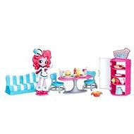 Equestria Girls - Kaviareň - Pinkie Pie - Bábika