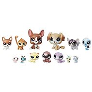 Littlest Pet Shop Veľké balenie zvieratiek – Uličníci - Herný set