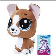Littlest Pet Shop – Roxie Mcterrier - Plyšová hračka