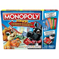 Monopoly Junior Electronic Banking - Dosková hra