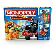 Monopoly Junior Electronic Banking SK - Dosková hra