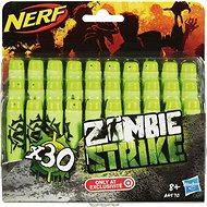 Nerf Zombie Strike náhradní šipky 30 ks - Príslušenstvo k pištoli Nerf
