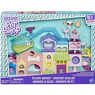 Littlest Pet Shop Domček pre zvieratká - Herný set