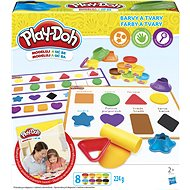 Play-Doh Barvy & tvary - Kreatívna súprava