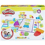 Play-Doh Textury & Nástroje - Kreatívna súprava