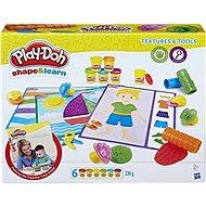 Play-Doh Textúry & Nástroje (anglická verzia) - Kreatívna hračka