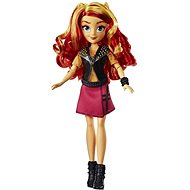 My Little Pony Equestria Girls Sunset Shimmer - Bábika