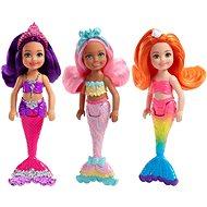 Barbie Chelsea morská panna
