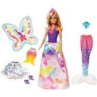 Barbie Víla a rozprávkové obliečky - Bábika