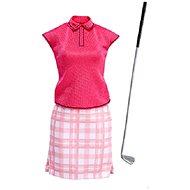Barbie Pracovné oblečenie Golfistka