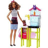 Barbie Povolanie Opatrovateľka psíkov - Bábika
