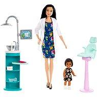 Barbie Zubárka s čiernymi vlasmi