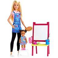 Barbie Maľovanie