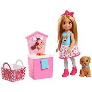 Barbie Vaření a pečení Chelsea - blondýnka