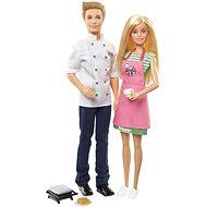 Barbie Varenie a pečenie s Kenom - Bábika