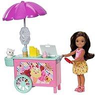 Barbie Chelsea a doplnky Mlyn - Bábika