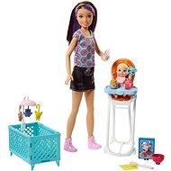 Barbie Pestúnka herná súprava II - Bábika
