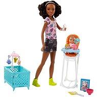 Barbie Pestúnka herná súprava III - Bábika