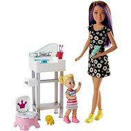 Barbie Pestúnka herná súprava IV - Bábika