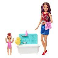 Barbie Pestúnka herná sada V - Bábika