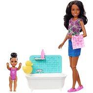 Barbie Pestúnka herný set VI - Bábika
