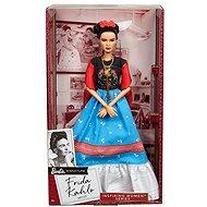 Barbie Svetoznámé ženy Frida Kahlo - Bábika