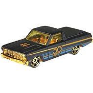 Hot Wheels 50 rokov Black & Gold