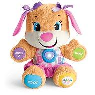 Interaktívna hračka Fisher-Price Hovoriaca psíkova sestrička CZ - Interaktivní hračka