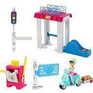 Barbie Mini pošta herná súprava - Bábika